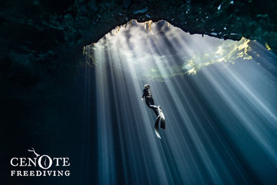 Molchanovs Instructor Crossover Course in Cenotes - Tulum Mexico