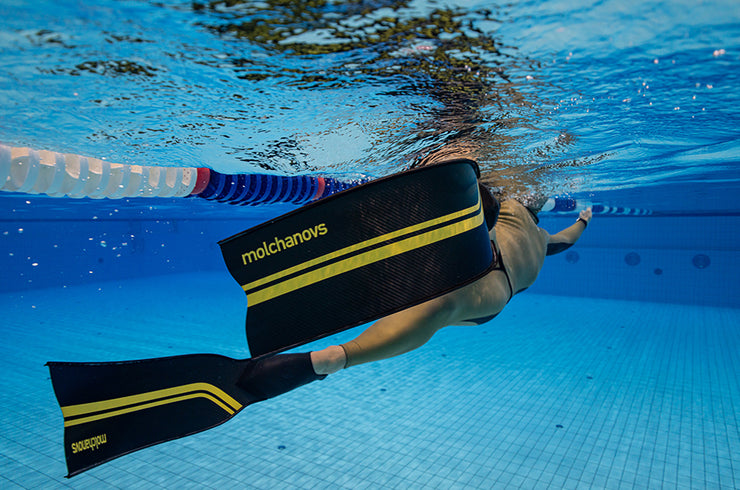 New Molchanovs Competition Bifins 2 Carbon