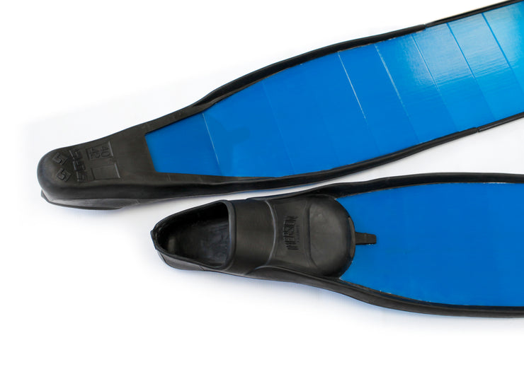 Molchanovs Bifins F1 with Imersion Foot Pockets + Carbon Inserts