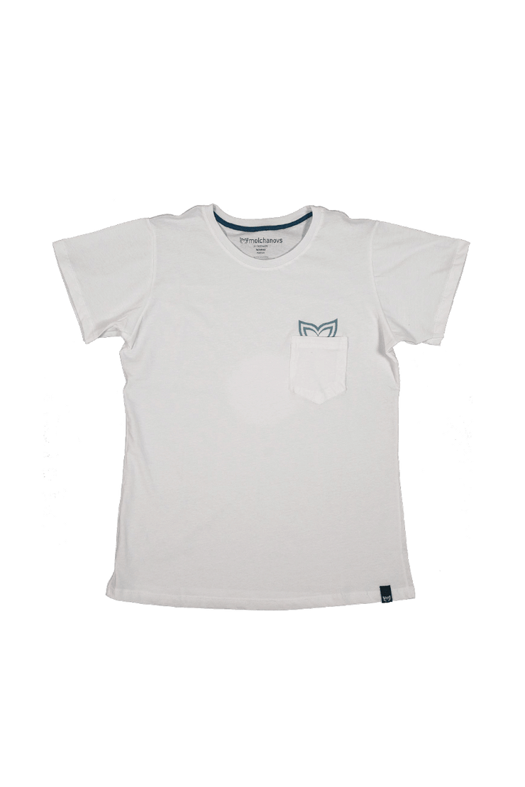 Women's Logo Pocket Tee