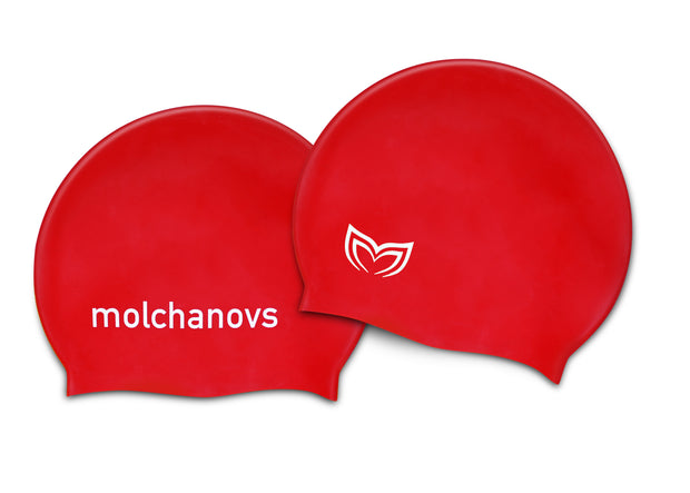 Competition Swimming Caps