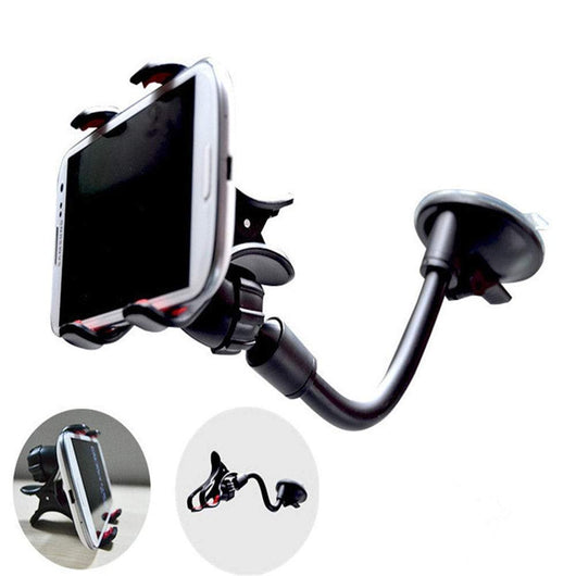 Adjustable Car Mount Mobile Phone Holder | HOTTOPTRENDS