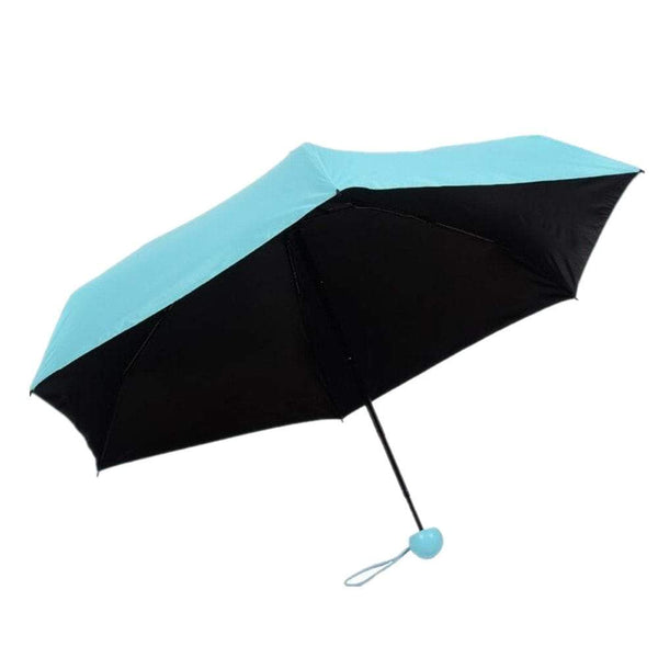 Capsule Type Mini Sun Protection Ultralight Umbrella