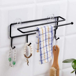 Household Towel Kitchen Rag Toilet Pothook