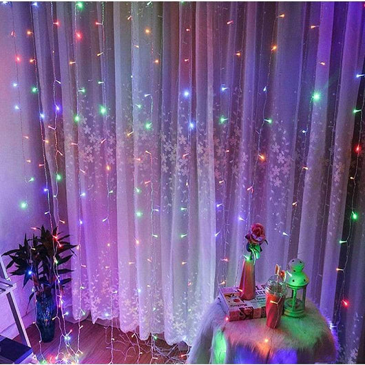 1PC Waterproof Outdoor Home 10M LED Fairy String Lights Christmas Party Wedding Holiday Decoration