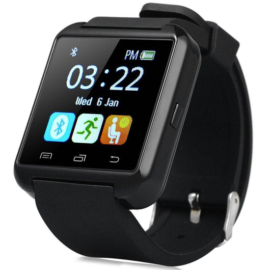 Smart Bluetooth Watch with Pedometer