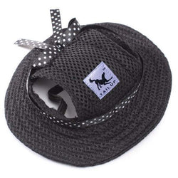 Fashionable Breathable Mesh Fabric Pet Dog Sunhat