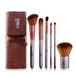 Fiber Facial Lip Eye Makeup Brushes Set | HOTTOPTRENDS