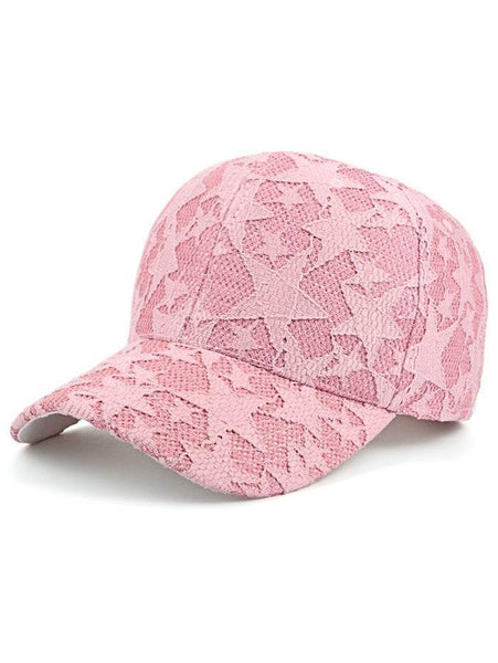 Lace Mesh Baseball Hat | HOTTOPTRENDS