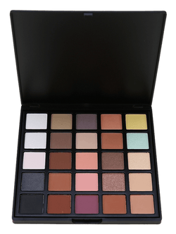 25 Colors Smoky Eyeshadow Palette | HOTTOPTRENDS