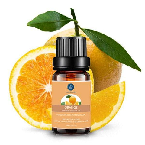10ml Premium Therapeutic Orange Essential Oil