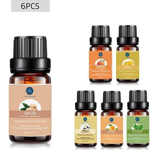 Uplifting Blend Essential Oil Set | HOTTOPTRENDS
