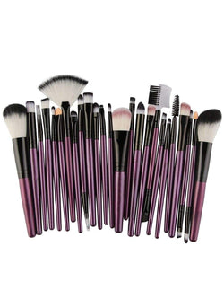 Professional Fiber Makeup Brushes Collection | HOTTOPTRENDS