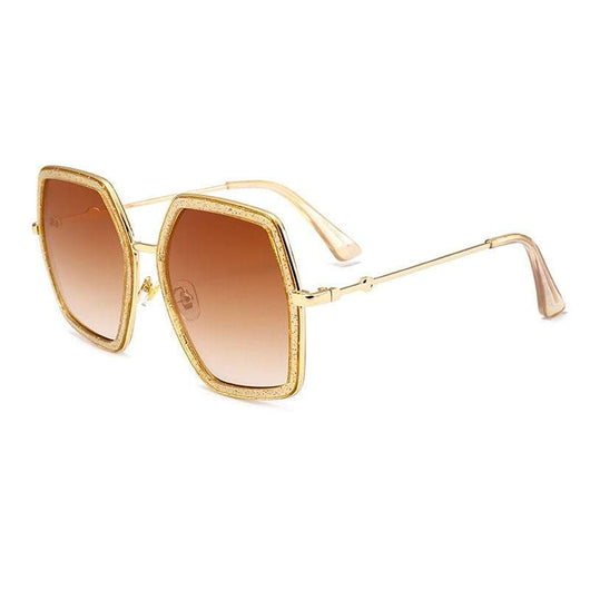 Full Frame Oversized Driver Sunglasses | HOTTOPTRENDS