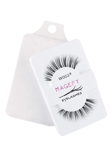 1 Pair 3D Natural Fake Eyelashes For Makeup