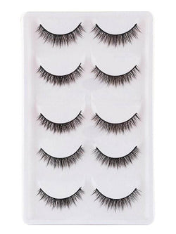 Handmade Curling Thick Volumizing Fake Eyelashes | HOTTOPTRENDS