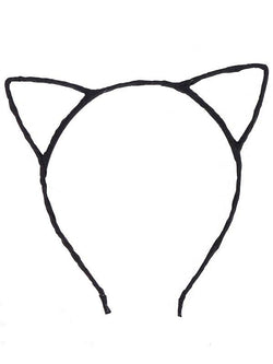 Cute Cat Ears Hairband | HOTTOPTRENDS