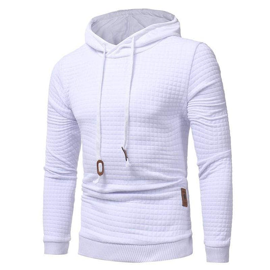 Slim Long-Sleeved Hoodie
