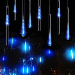 SUPli LED Meteor Shower Lights for Holiday Valentine Wedding Party Decoration