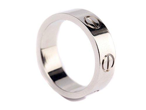 Love Ring-Silver Lifetime Just Love You With