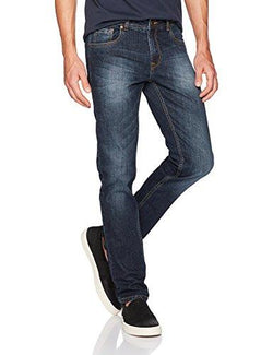 Comfort Denim Outfitters Men's Skinny Fit Jeans
