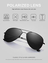 Aviator Sunglasses Polarized - Classic Style | HOTTOPTRENDS