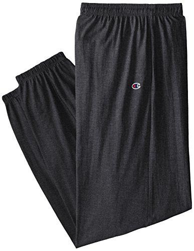 Men's Big-Tall Closed Bottom Jersey Pant