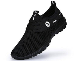 Mesh Sneakers Breathable Athletic Outdoor Shoes