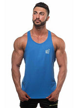 Men's  Bodybuilding Stringer Tank Top Weight-Training Y-Back Racerback