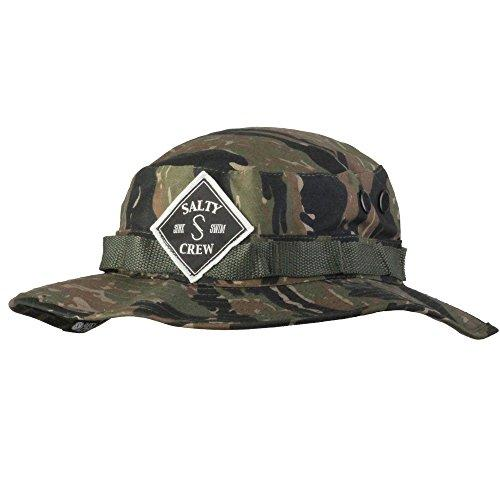 Men's Tippet Patched Bucket Hat