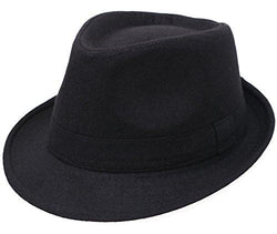 Timelessly Classic Manhattan Fedora Hat | HOTTOPTRENDS