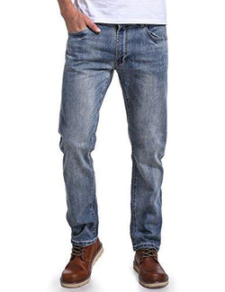 Eaglide Mens Relaxed Fit Jeans