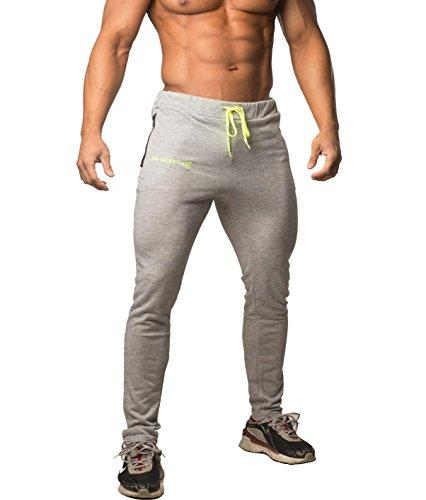Men's Joggers Bodybuilding Sweat Pants