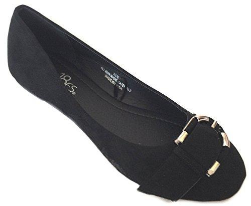 Faux Leather Ballerina Ballet Flats Shoes