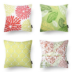 PHANTOSCOPE New Living Series Decorative Throw Pillow Case Cushion Cover Yellow