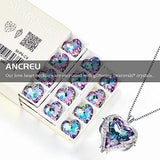 Angel Wing Mother's Day Gifts Love Heart Necklaces