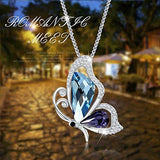 Butterfly Kiss Jewelry Necklace