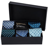 Men's Tie Set in a Gift Box