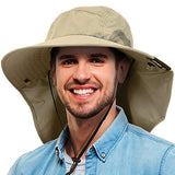 Unisex Safari Sun Flap Hat | HOTTOPTRENDS