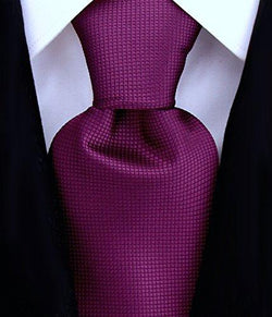 Mens Micro Dot  Necktie