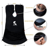 Beard Catcher Apron - Premium Kit With Brush and Travel Bag