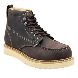 Men's Premium Leather Soft Steel Toe