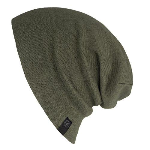 Beanie Hat - Deliciously Soft Daily Beanie in Fine Knit | HOTTOPTRENDS