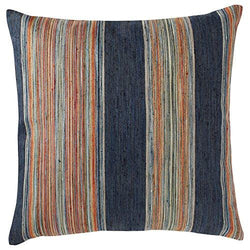 Rivet Bohemian Stripe Pillow