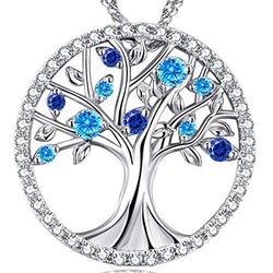 Tree of Life Love Pearl Necklace