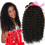 Beauty Hair Unprocessed Malaysian Virgin Curly Hair Extensions