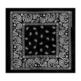 Paisley Print Head Wrap Scarf Wristband | HOTTOPTRENDS