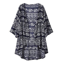 Kimono Cardigan Swimsuit Cover up