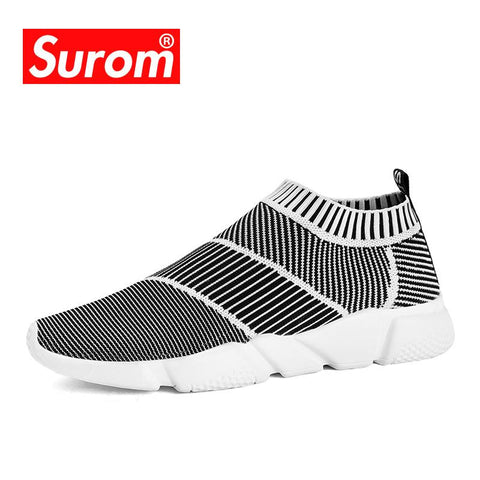 Sneakers Breathable Mesh Male Casual Shoes