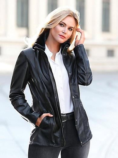 Anna Aura Leather Jacket